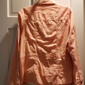 Maurices Jackets & Coats - Light coral jacket